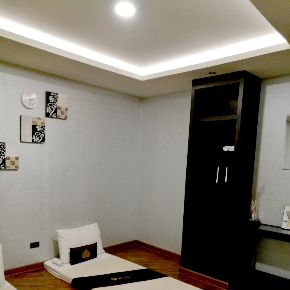 งานเพิ่มแสงสว่าง LED มีฟิกซ์บริการให้ร้านThe Thai